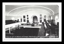 Lee Memorial Chapel Interior- Lexington, Virginia