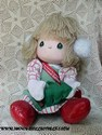 Precious Moments Doll - Annie