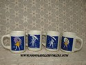Morton Salt Promotional Mugs