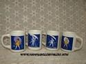 Morton Salt Promotional Mugs