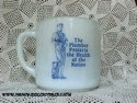 American Standard Mug - The Plumber Protects the Health of the Nation