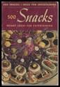 500 Snacks-Ideas For Entertaining