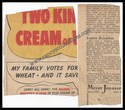 Vintage Magazine Recipes and Ads-Cannelon of Beef