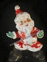 Porcelain Santa Claus