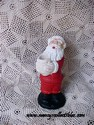 Antique Santa Figurine