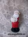 Antique Santa Figurine