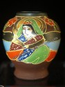 Made in Japan Satsuma-Style Mini Vase