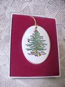 Spode Christmas Tree Ornament