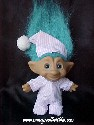 Troll in Pink Pajamas-sold