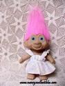 Troll in Sleeveless Dress-sold