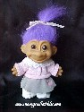 Troll in Poodle Skirt-sold