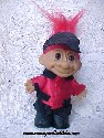 Troll in Red Suit
