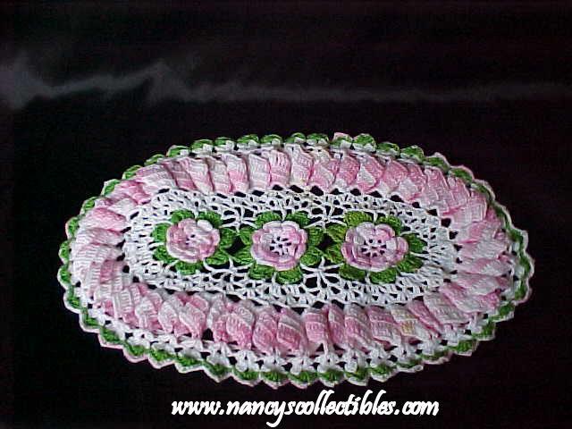 Vintage Crochet Nancys Antiques Collectibles